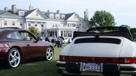 Porsche Westwood Hosts Macan Event At Endicott Estate In